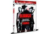 "1 x DVD cu filmul ""Django unchained"""