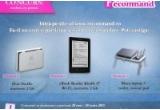 1 x eReader Kindle, 1 x iPod Shuffle, 1 x masa pentru laptop cu mouse pad si cooler, premii surpriza