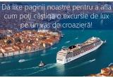 1 x o excursie de 7 zile (all-inclusive) pe un vas de croaziera de lux in Marea Mediteraneana pentru doua persoane