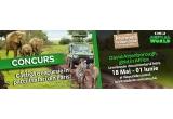 1 x excursie in parcul safari din Paris pentru trei persoane, 5 x enciclopedie despre animale oferita de catre Editura RAO
