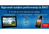 1 x Samsung Galaxy Y Dual Sim, 1 x Telescop Celestron AstroMaster 70 EQ refractor, 1 x Tableta Asus Transformer Pad TF300T-1A034A