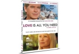 """1 x DVD cu filmul """"Love is all you need"""""""