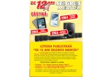 228 x Telefon Samsung Galaxy Note 2, 228 x Tableta Samsung Galaxy Tab 2, 228 x Home Theatre HT-E 330/EN