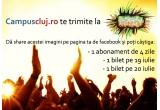 1 x abonament la Festivalul Peninsula din 18-21 iulie 2013 @ Cluj, 2 x bilet la Festivalul Peninsula din 18-21 iulie 2013 @ Cluj