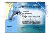 1 x delfin din Marea Neagra (poti deveni parinte adoptiv)