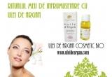 1 x sticluta de ulei de argan cosmetic bio