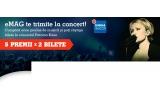 5 x 2 bilete la concertul Patricia Kaas
