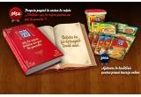 """300 x produse Knorr & Delikat, 365 x loc in cartea de bucate """"Delikat: 365 de retete pentru un pui de poveste"""""""