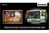 1 x televizor Smart VIERA + o pereche de ochelari 3D + un stilou  digital