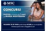 1 x croaziera de 7 zile pe Marea Mediterana
