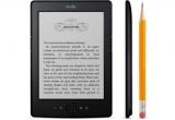 1 x eBook Reader Kindle 5 WiFi Black Edition