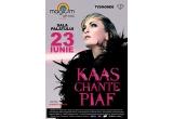 2 x invitatie dubla la concertul Patricia Kaas de la Bucuresti