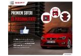 1 x drive test de 3 zile cu Noul SEAT Leon SC