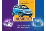 1 x masina Smart for two coupe, premii instant