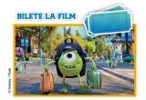 1 x excursie la Paris/ Londra/ Amsterdam, 300 x set de tricouri Disney•Pixar Universitatea Monstrilor