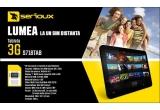 1 x tableta Serioux S718TAB