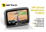 "1 x GPS Serioux GPS 5"" HD"