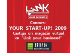 """un magazin virtual + 6 luni de abonament """"Professional"""" gratuit oferit de eStores.ro, consultanta gratuita, 50.000 de afisari gratuite pe www.ziaruldeiasi.ro pentru promovare + volumul """"Despre afacerile online si problemele lor juridice"""".<br /> <br />"""