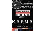 2 x invitatie dubla la concert Karma<br />