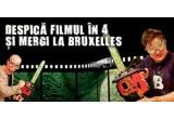 o excursie pentru doua persoane la festivalul de film de la Bruxelles