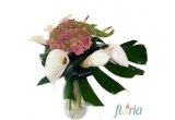 1 x buchet de flori oferit de Floria.ro