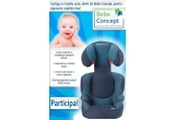 1 x fotoliu auto ideal pentru siguranta copilului tau in masina
