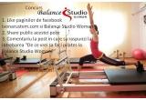 1 x abonament de 8 sedinte de pilates la Balance Studio Woman