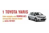 premii de milioane de lei sau saptamanal o masina Toyota