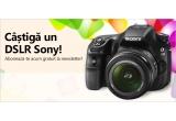 1 x aparat foto DSLR Sony SLT A58K