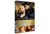 "1 x DVD cu filmul ""Great Expectations"""