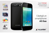 1 x smartphone Allview A5DUO
