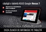 1 x tableta Asus Google Nexus 7