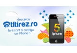 1 x iPhone 5 + cartela Vodafone PrePaid