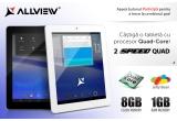 1 x tableta Allview 2 Speed Quad