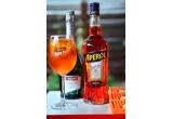 2 x set premium Aperol (sticla de Aperol + sticla de prosecco (Cinzano) + doua pahare)