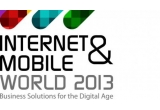 1 x invitatie la Internet & Mobile World 2013
