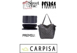1 x set chic format din geanta  si portofel Carpisa