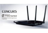 1 x router wireless dual band TP-LINK N750 TL-WDR4300