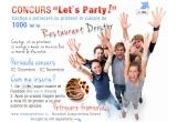 1 x petrecere pentru tine si prietenii tai la Restaurant Dristor in valoare de 1000 de lei