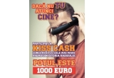 5 x minim 100 euro/zi + premii bonus