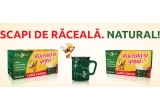 10 x premiu Family Pack - Propolis C Raceala si Gripa Kids + cana