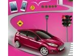 1 x masina Ford Fiesta, 5 x iPhone 5 16 GB alb, 5 x iPad Mini Wi-Fi 16 GB White