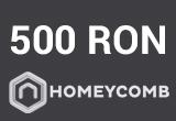 1 x voucher Homeycomb.ro de 500 lei