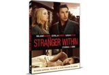 "1 x DVD cu filmul ""Stranger within"""
