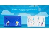 40 x set Nivea Soft, 8 x geanta plic personalizata + crema NIVEA Soft 200ml Editie  Limitata