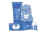 4 x set de produse URIAGE: Isophy picaturi 18 unidoze + 1-ers Eau Servetele pentru copii 25buc +1-ere Crema Hydra –Protectoare 40ml