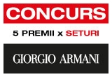 5 x set Giorgio Armani