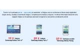 """50 x telefon Samsung Galaxy Young S6310, 50 x tableta Samsung Tab3 7"""", 10 x tableta Samsung Galaxy Tab3 10"""""""