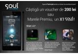 1 x smartphone Allview X1 Soul, instant: un voucher Allview de 200 lei pentru X1 Soul