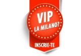 1 x excursie la Milano + 1000 euro, 13 x accesoriu Fashion, 91 x pachet Angelli(o sticla de Angelli + 2 pahare + o frapiera), 10.000 x schita personalizata, 2 x tinuta de Revelion semnata de Mirela Diaconu